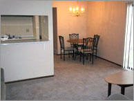 Park West Apartments | One or two bedroom apartments ...